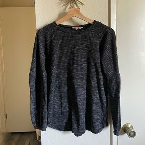 Juicy Couture   Gray Long Sleeve Shirt Size S